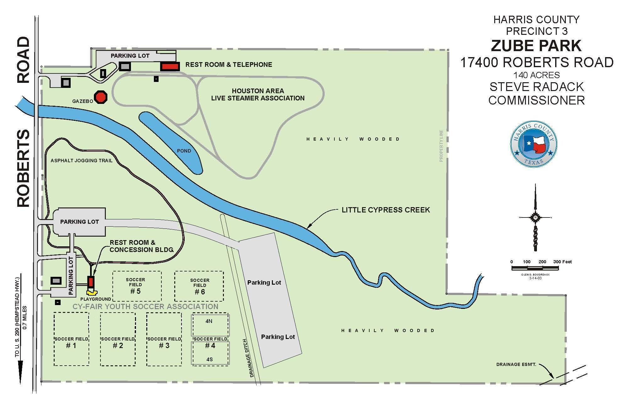Meyer Park Field Map Soccer Field Maps